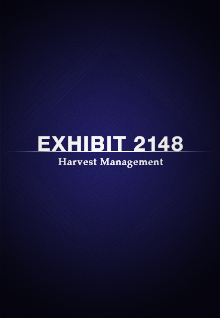 Exhibit 2148: Harvest Management