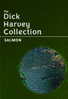 Poster for the Dick Harvey Collection - Salmon