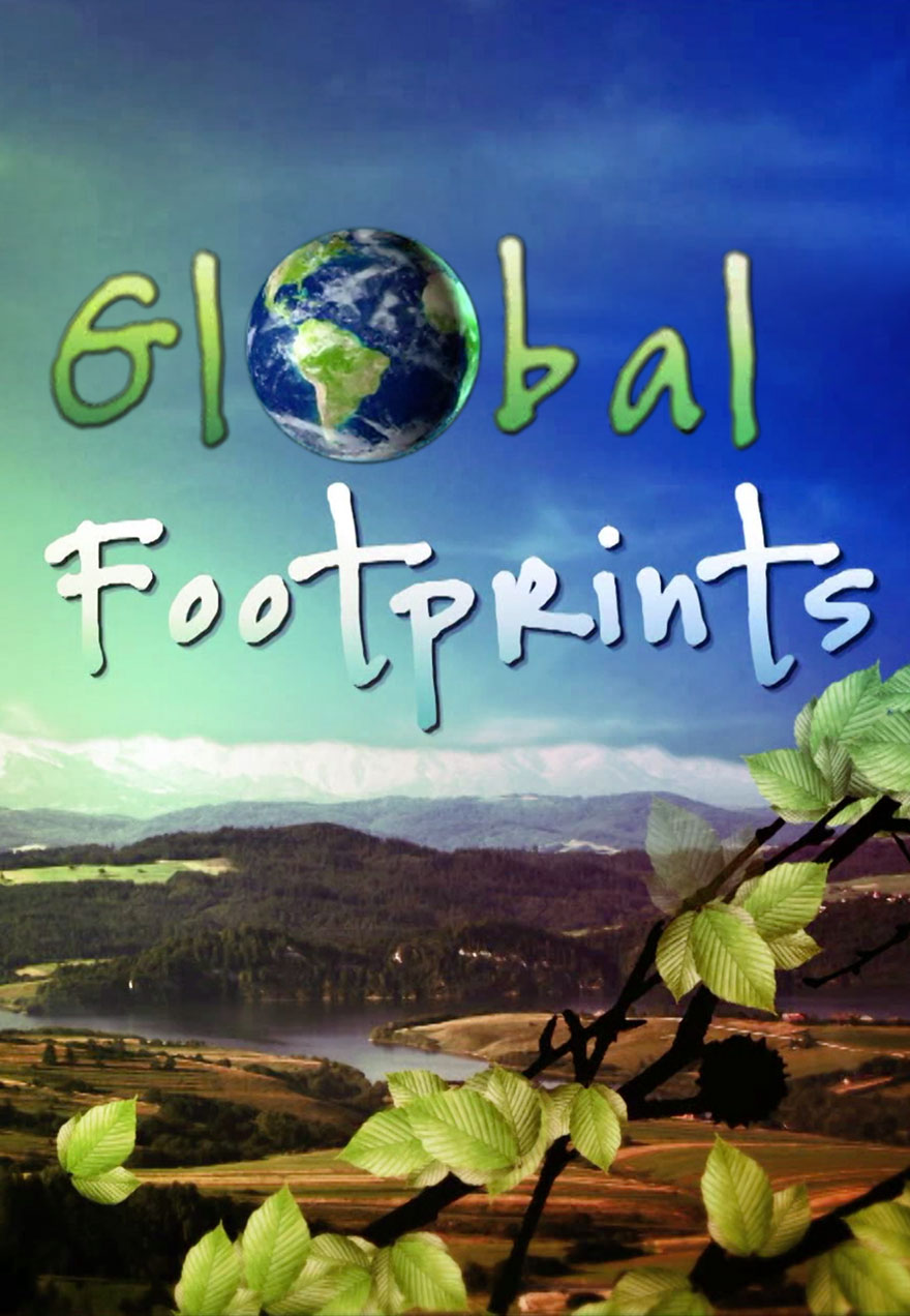 Poster of a rural landscape serves as a link to the Global Footprints film page
