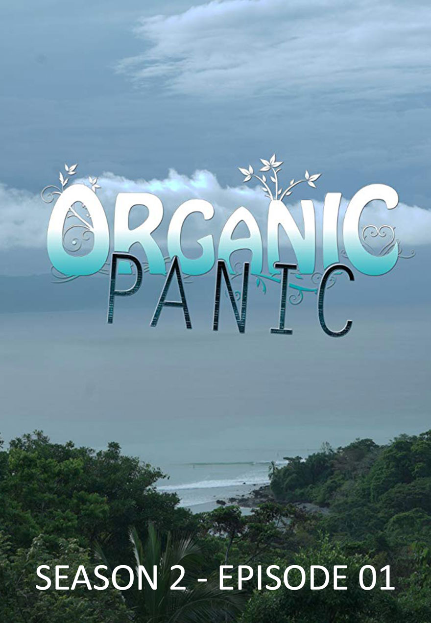 Poster of an ocean view serves as a link to the Organic Panic Season 2 Episode 1 film page