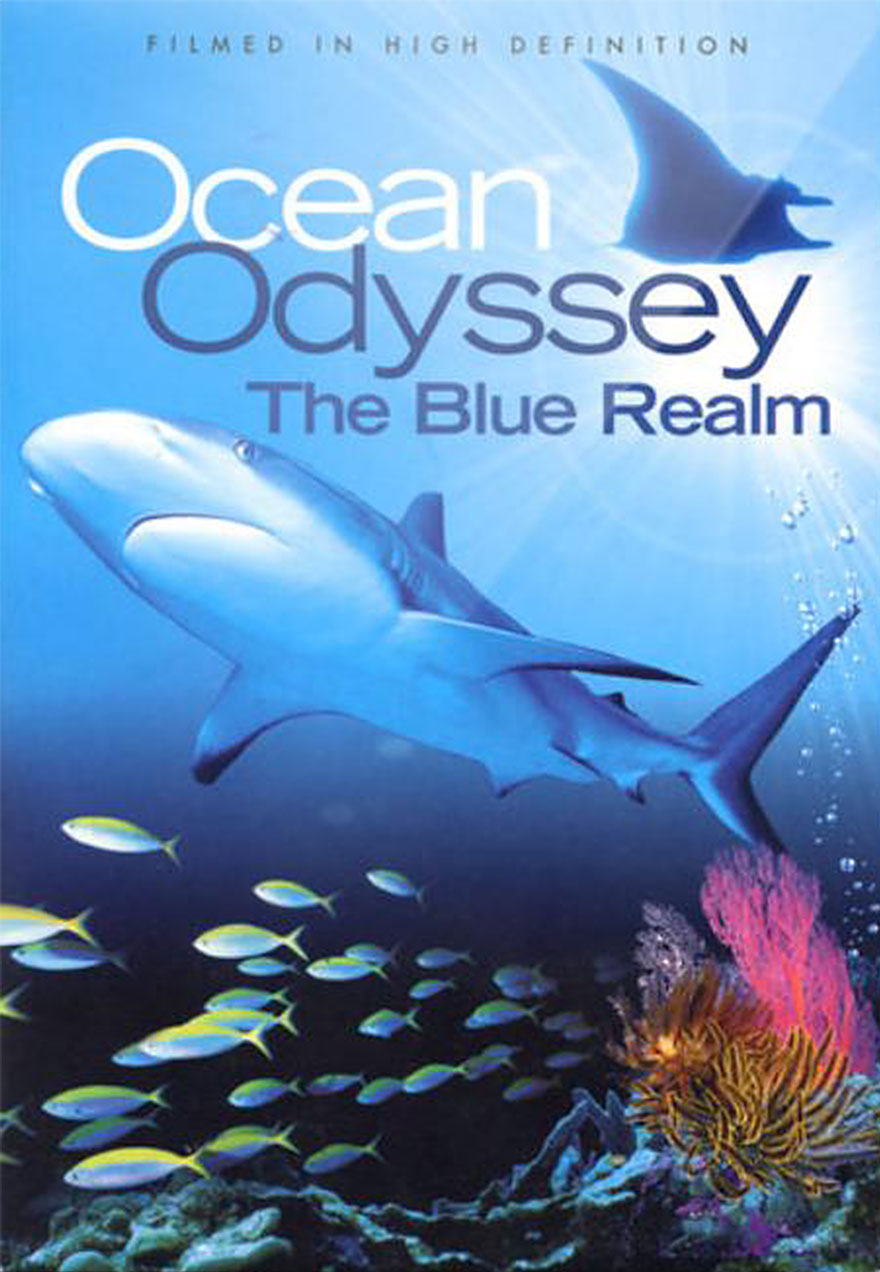 Ocean Odyssey The Blue Realm series poster links to the series page