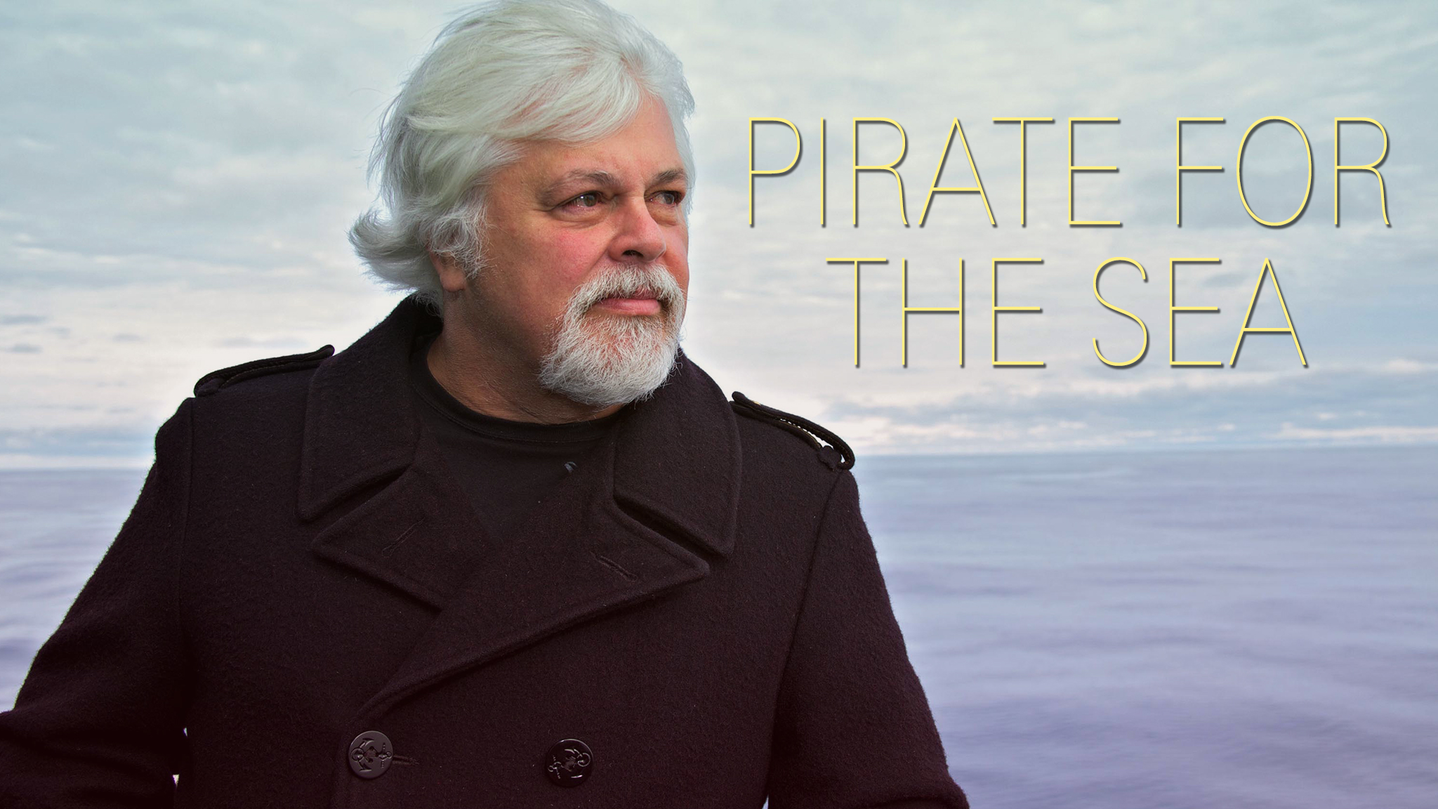 Photo of Paul Watson acts as a link to the Pirate For the Sea film page