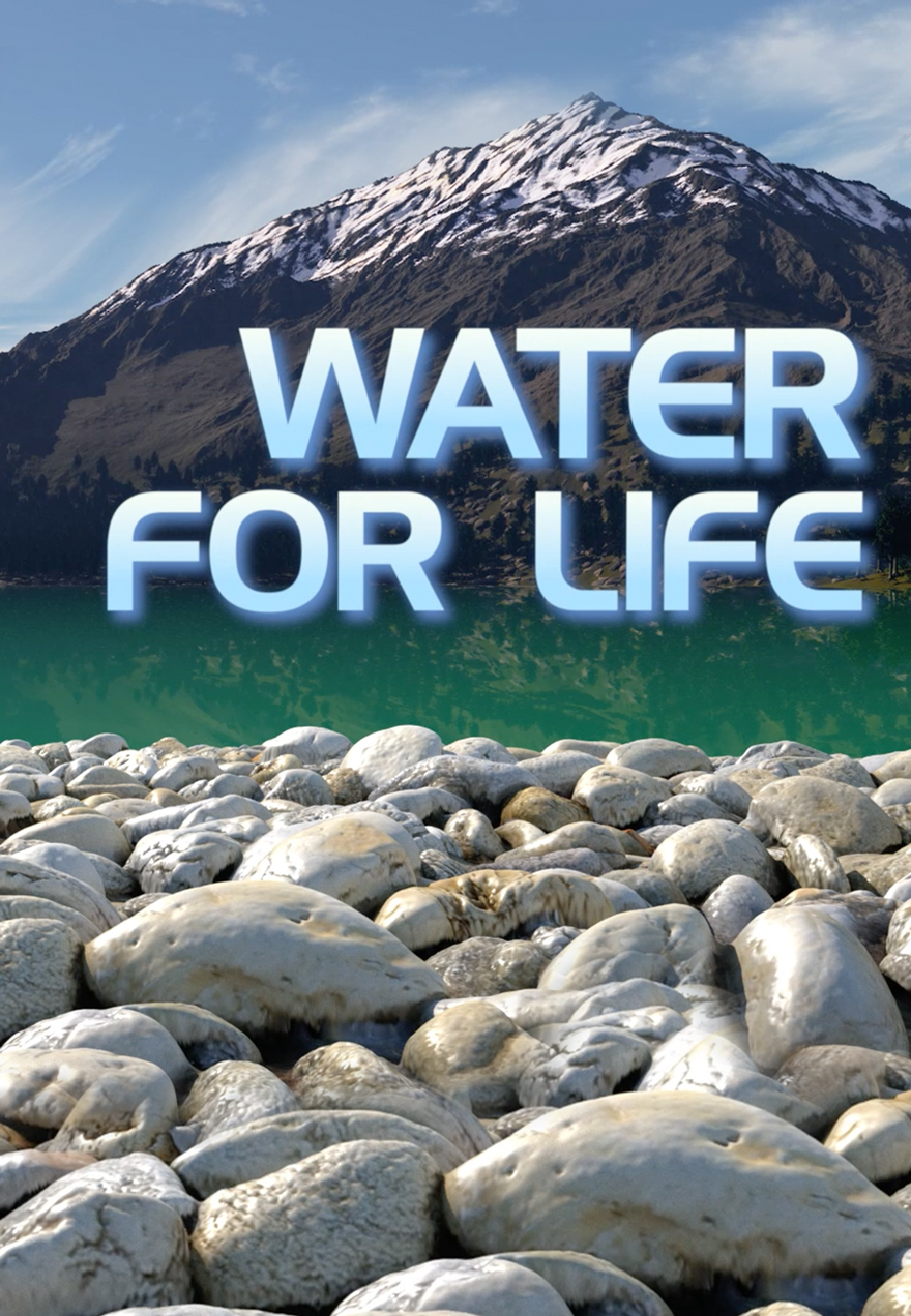 Water for Life Poster used as icon link to and on film page