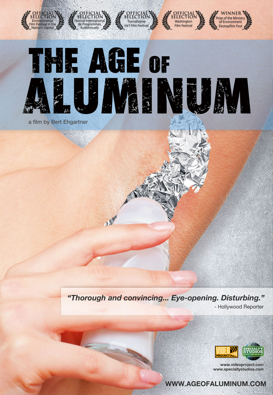 Age of Aluminium poster acts as a link to film page