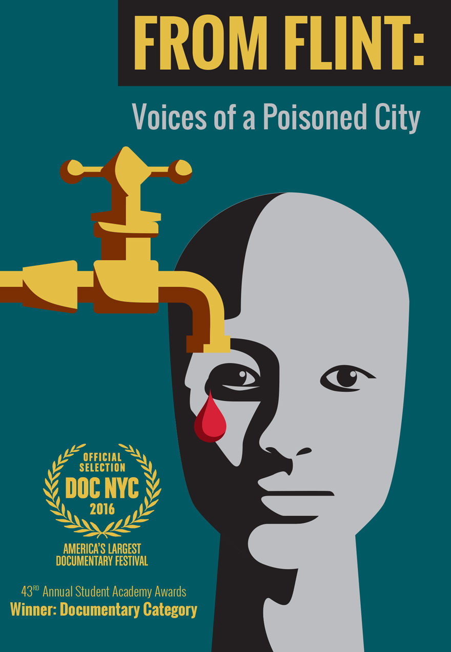 From Flint poster acts as a link to film page