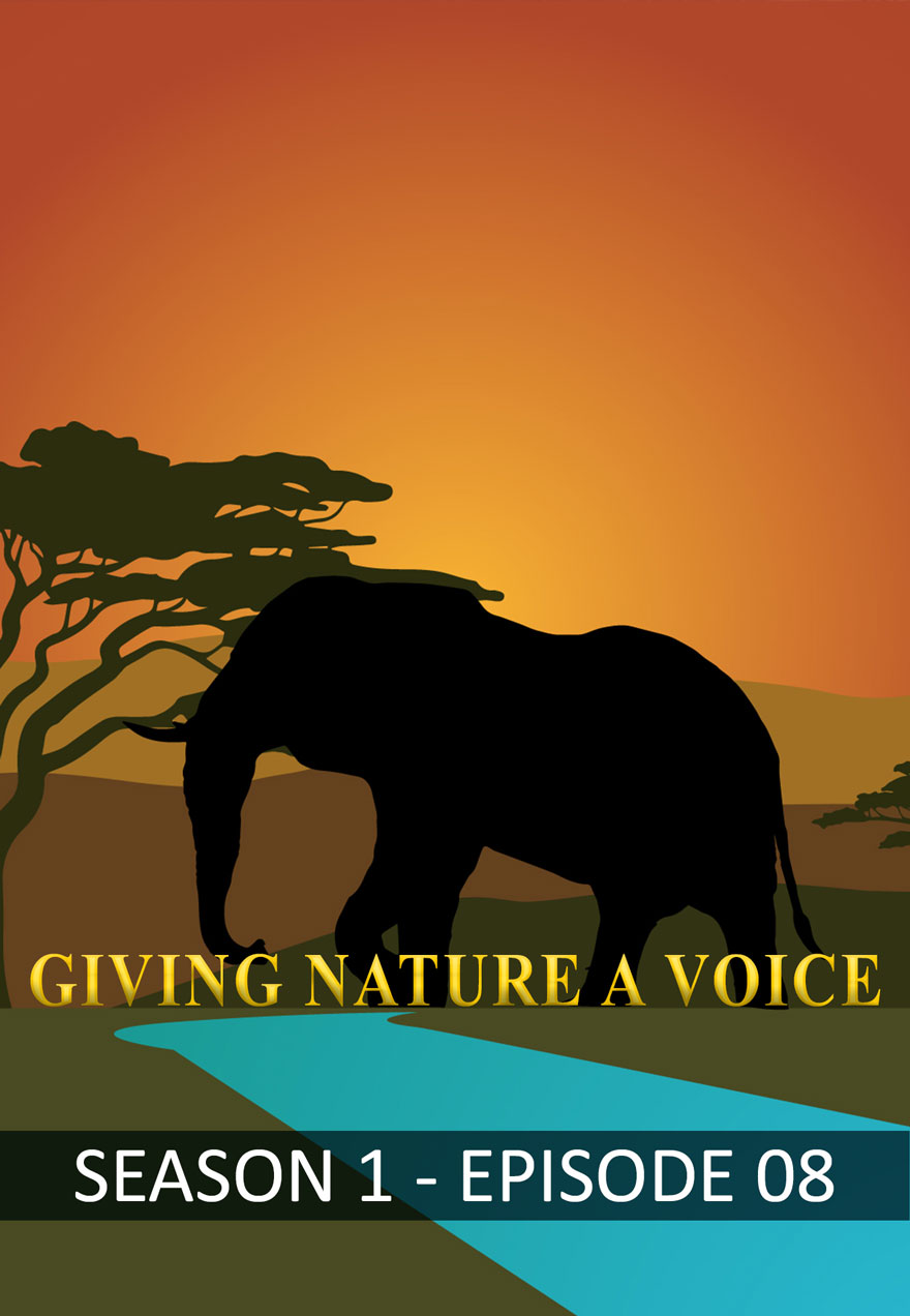 Giving Nature a Voice poster used for the Season 1 - Episode 8 page