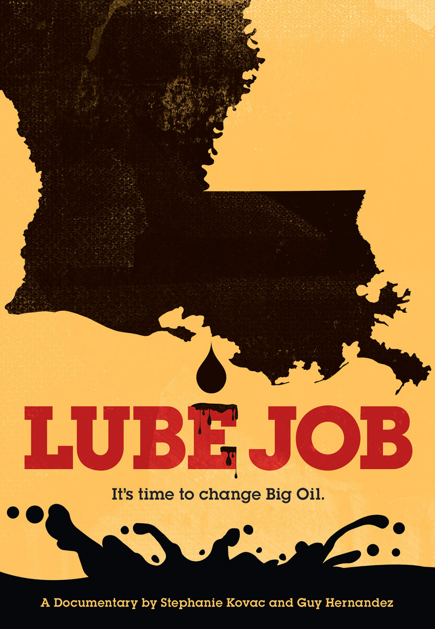 Lube Job poster acts as a link to film page
