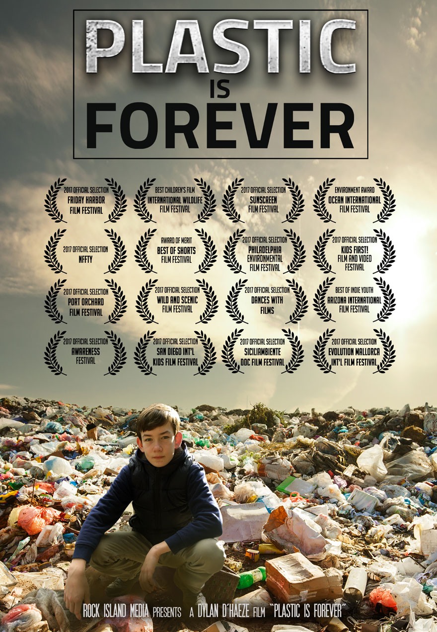 Plastic is Forever poster acts as a link to film page