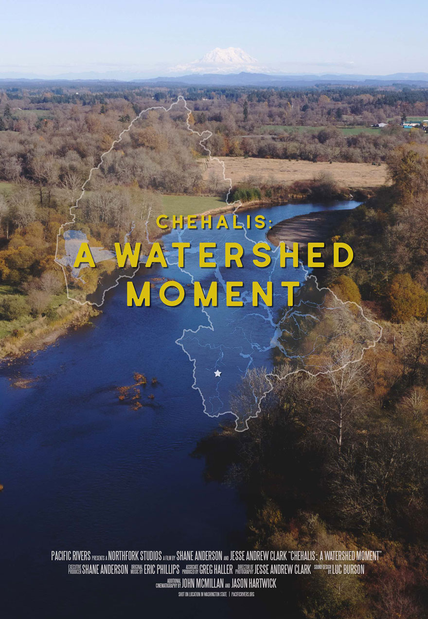 Chehalis: A Watershed Moment poster acts as a link to the film page