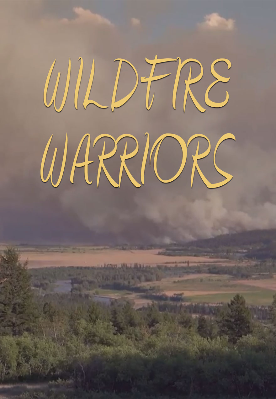 Wildfire Warriors poster as a link to the film page