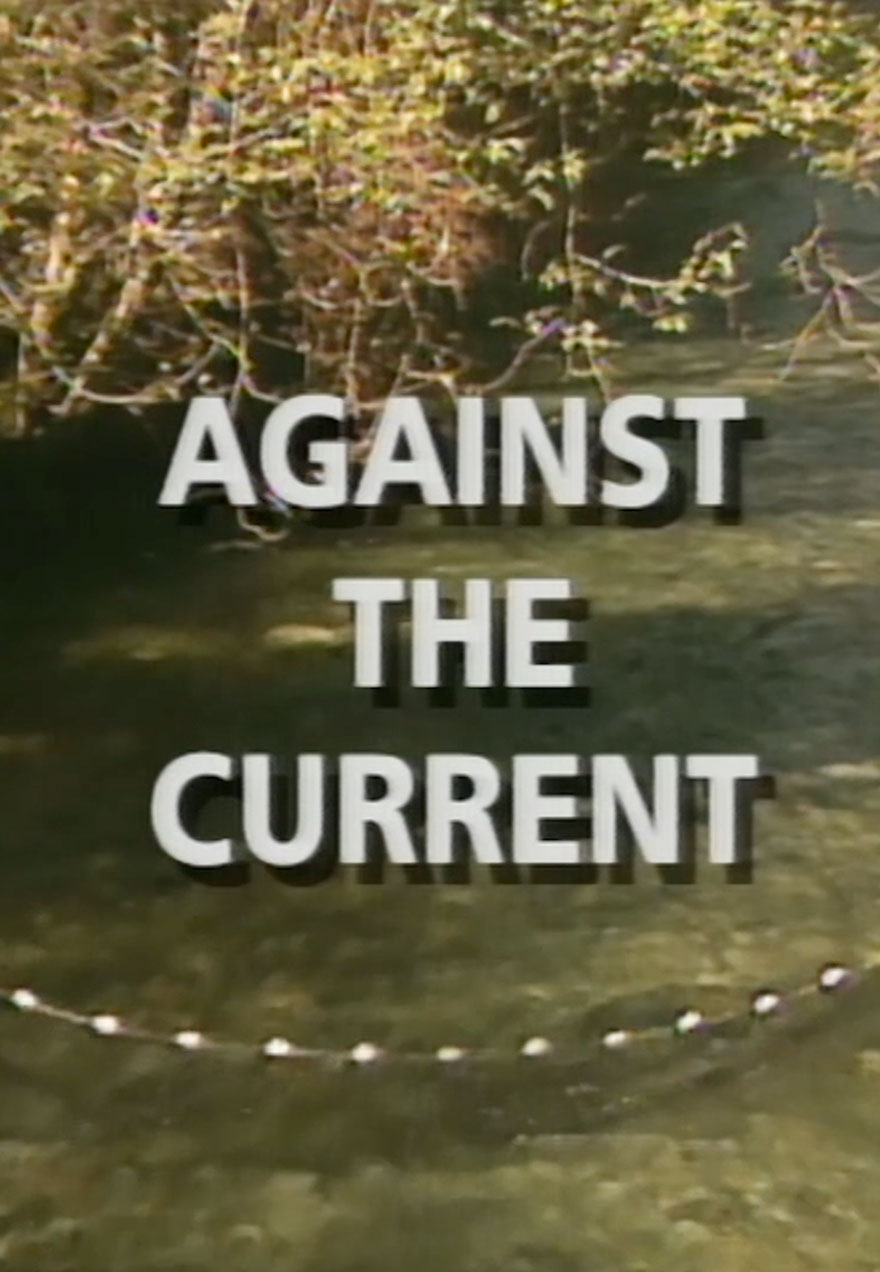poster of a lake with the film's name serves as a link to Against The Current film page