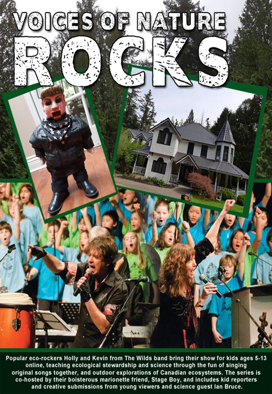 poster of Voices of Nature Rocks